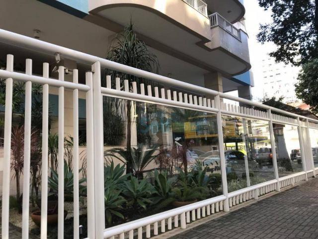 Apartamento com 2 dormitórios para alugar, 86 m² - Icaraí - Niterói/RJ - Foto 19
