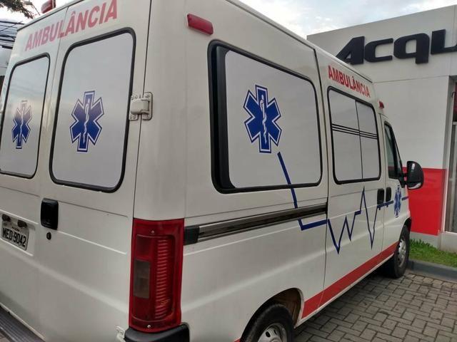 Ambulancia ducato 2004 - Foto 3