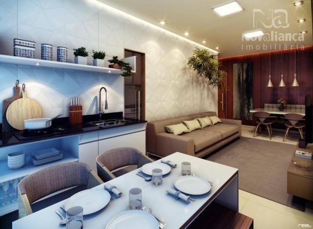 Apartamento com 3 quartos para alugar, 82 m² por R$ 1.550/mês - Praia de Itaparica - Vila  - Foto 10