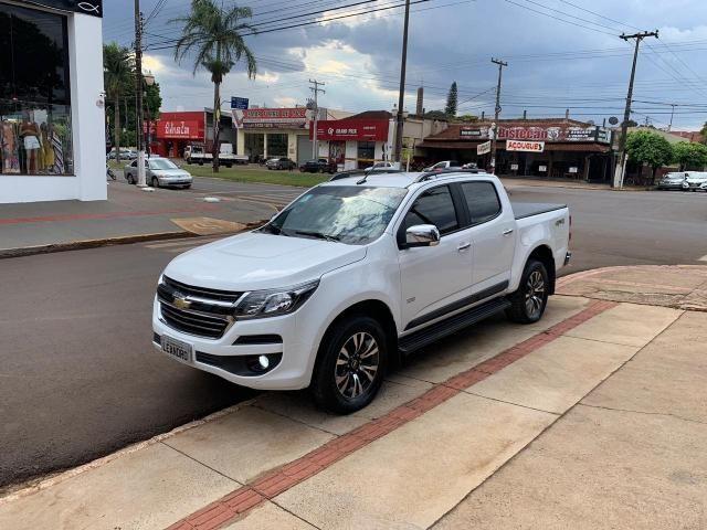 S10 2018/2019 2.5 LTZ 4X4 CD 16V FLEX 4P AUTOMÁTICO