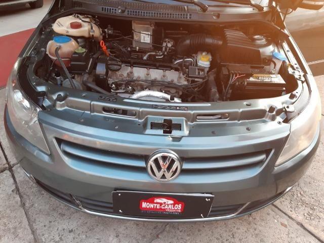 VW Voyage Imotion 2012 1.6 Completo (Aceitamos Financiamento) - Foto 6