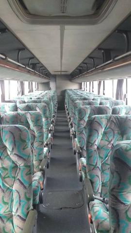 Ônibus ideal pra Motorhome ano 2000 - Foto 5