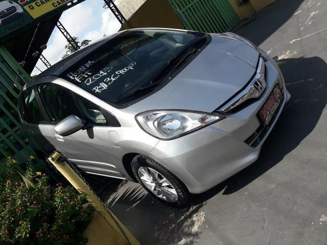 Fit 1.4 aut ipva 2020 pago novinho !!6mil!! - Foto 6