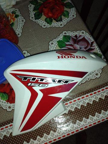 Carenagem Honda Titan  - Foto 3