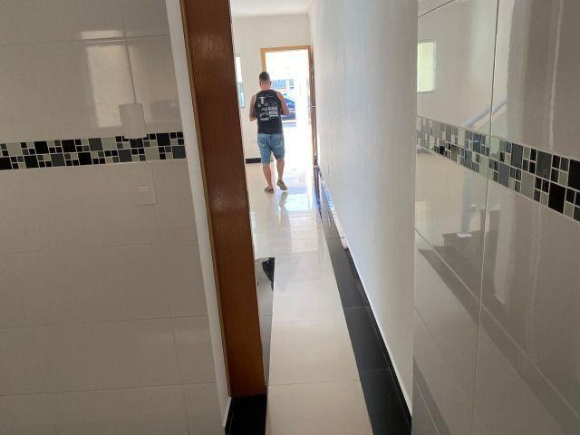 Lindo Sobrado Frontal na Penha a 2.000 metros Metrô V. Matilde 03 dormitorios - Foto 8