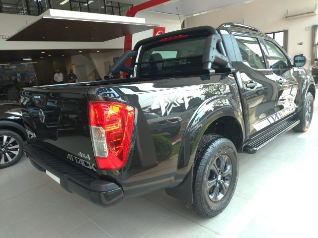 Nissan Frontier Attack 4x4 - Foto 3