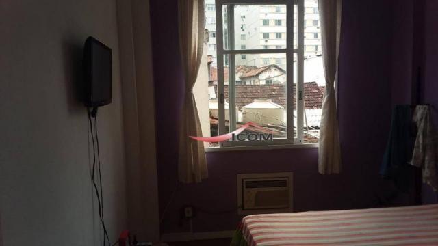 Apartamento com 1 dormitório à venda, 52 m² por R$ 430.000,00 - Catete - Rio de Janeiro/RJ - Foto 6
