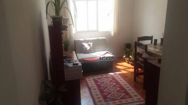 Apartamento com 1 dormitório à venda, 52 m² por R$ 430.000,00 - Catete - Rio de Janeiro/RJ - Foto 5