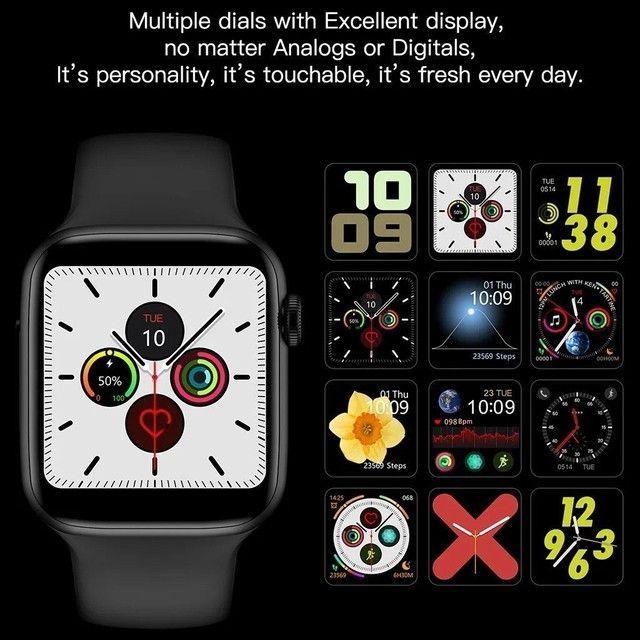 Smartwatch Iwo 8 lite Versão Atualizada 2020 - Foto 3