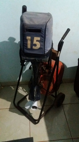 Motor de polpa 15 HP yamara - Foto 5