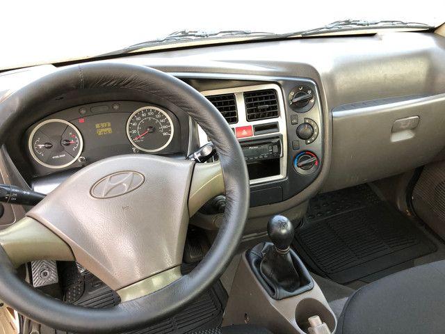 Hr 2009/2010 2.5 tci hd longo com caçamba 4x2 8v 97cv turbo intercooler diesel 2p manual - Foto 11