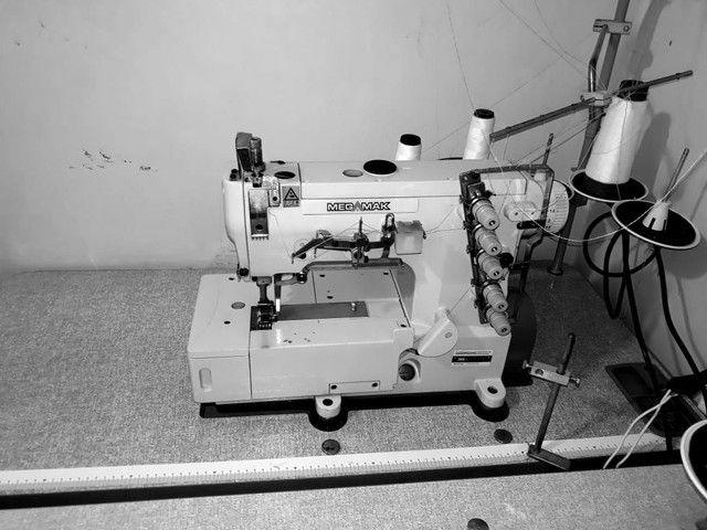 Máquinas de Costura Industriais (Ler Anúncio)