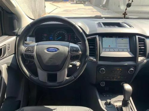 Ford Ranger XLT 3.2 20v 4x4 CD - Foto 8