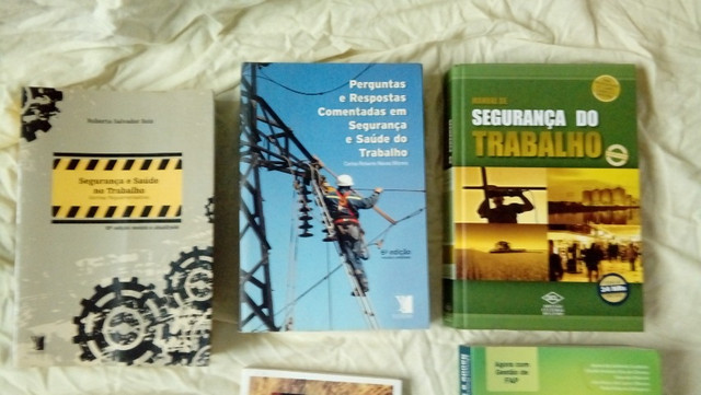 Livros Segurança do trabalho e normas - Foto 2