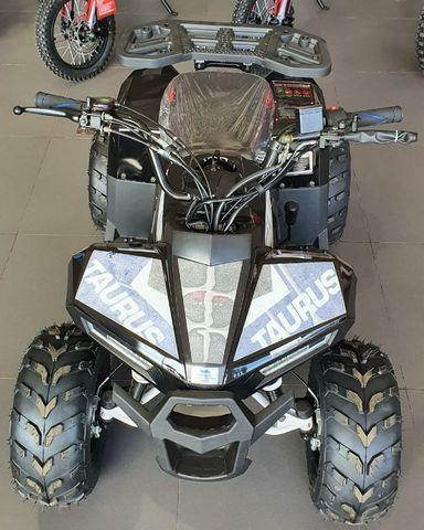 Mini quadriciclo fun motors tauros 110cc 4 tempos NOVO - Foto 5