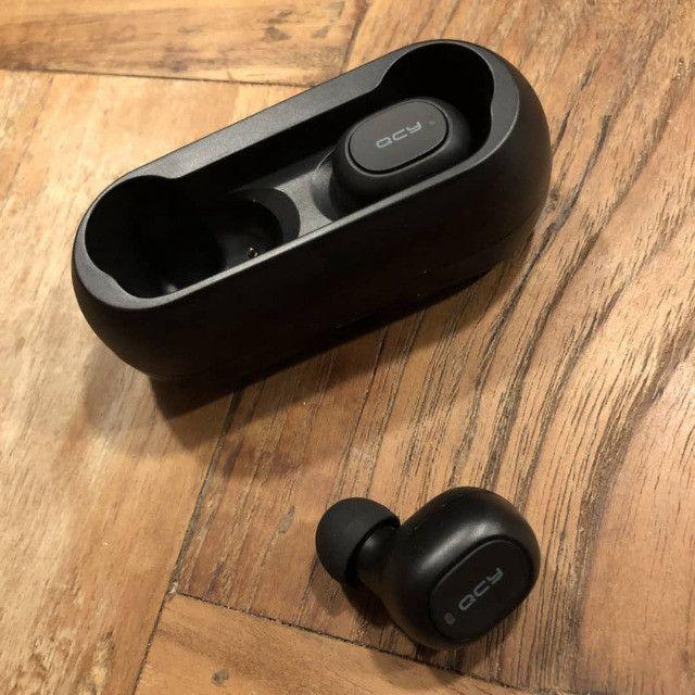 Fone de ouvido bluetooth totalmente sem fio Xiaomi Qcy Qs1 Q1c - Foto 6