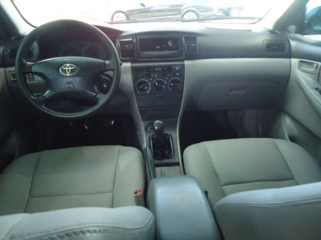Toyota corolla 1.8 4p xei flex 2008 - Foto 9