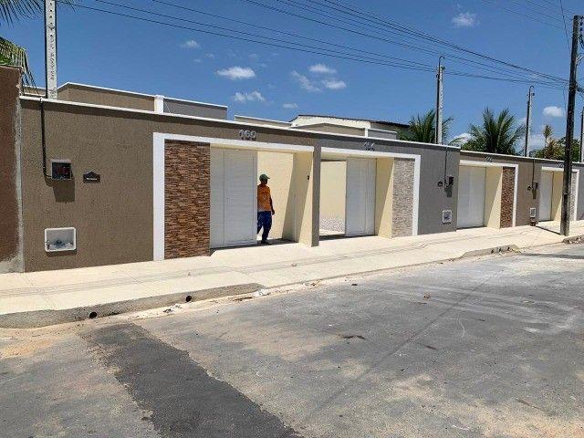 Lindas Casas no Eusébio Com Três Quartos! - Foto 7