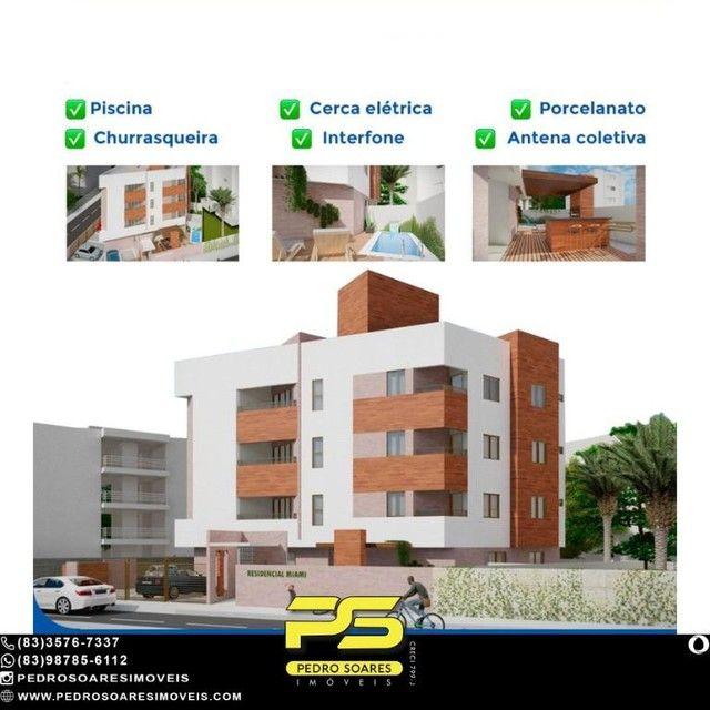 Apartamento com 2 dormitórios à venda, 45 m² por R$ 150.000 - Mangabeira - João Pessoa/Par