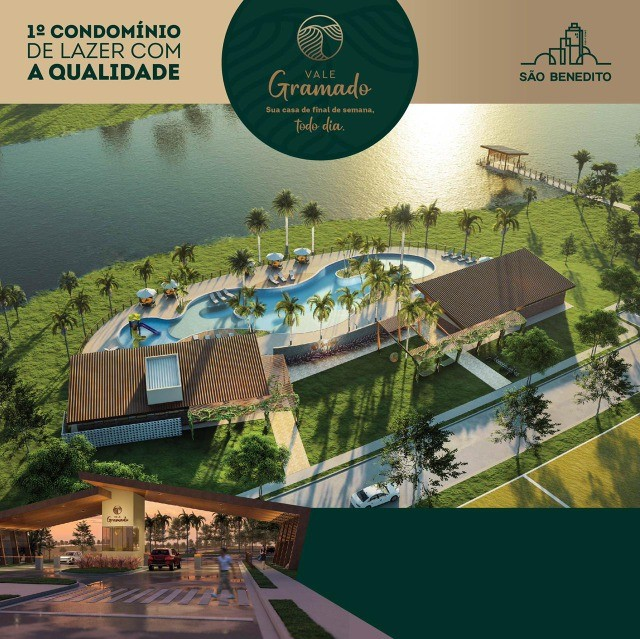 Oportunidade Vale Gramado 1528 m2 R$ 275,00 m2  - Foto 3