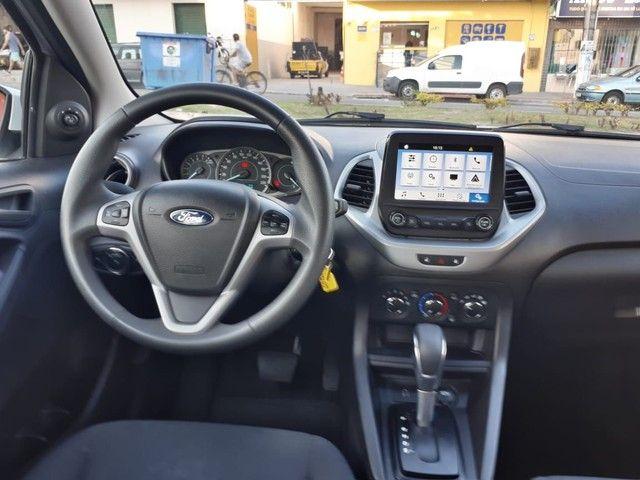 Ford Ka 1.5 SE Plus automático,  impecável  - Foto 10