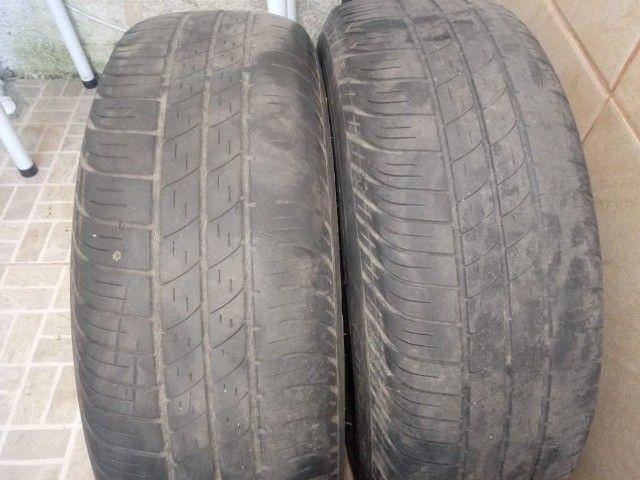 """4 pneus 14"""" - Barbada - Foto 2"""