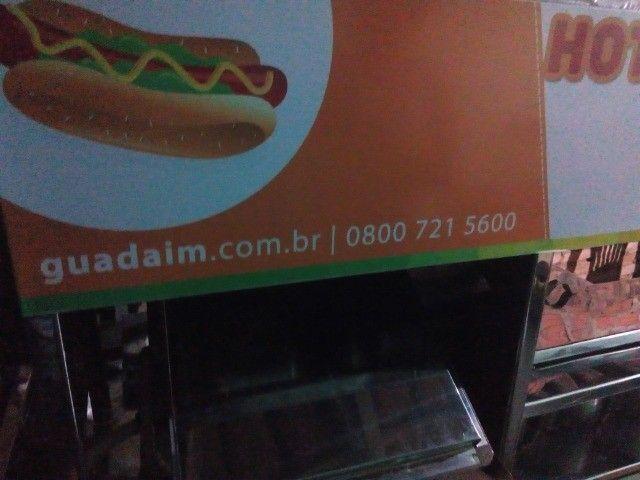 Carrinho de Hot Dog semi novo - Quase sem uso - Foto 3