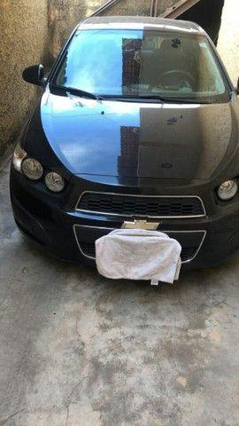 Vendo Chevrolet Sonic 2012