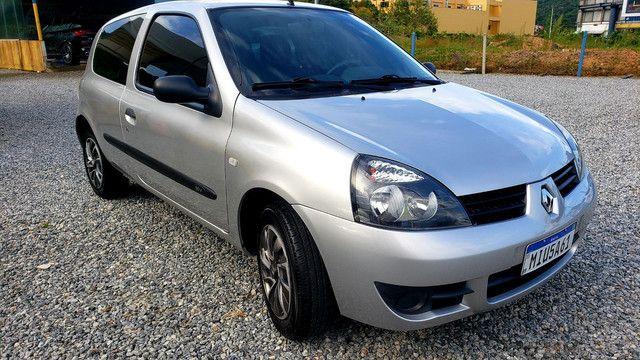 Clio 1.0 Renault impecável  - Foto 2
