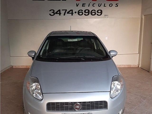 Fiat Punto 2011 1.6 essence 16v flex 4p manual - Foto 2