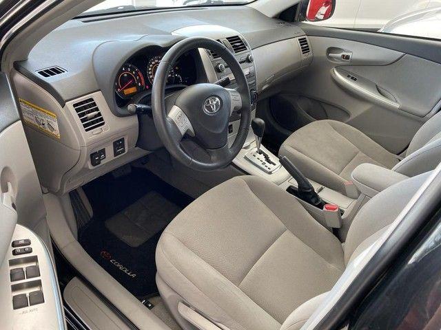 Toyota Corolla GLI 1.8 Flex Automtico Completo 2014 - Foto 12