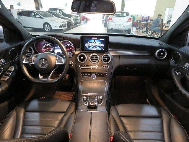 Mercedes-Benz C 250 2.0 CGI Sport Turbo Aut Top de Linha C/ Teto Solar 73.600 Km - Foto 8