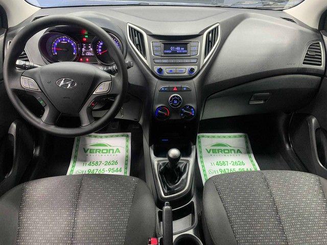 HB20 2017/2018 1.0 COMFORT PLUS 12V FLEX 4P MANUAL - Foto 8