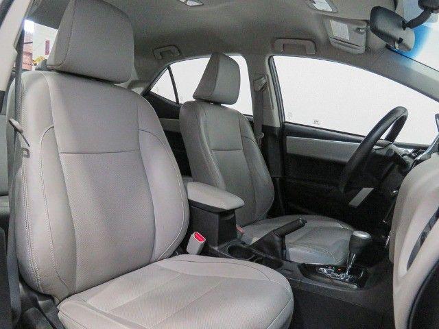 Toyota Corolla 1.8 GLI Upper Flex Automático 2018/2018 - Foto 14