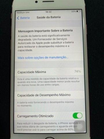 iPhone 6s 64Gb Rose Gold - Foto 6