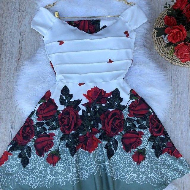 Vestidos Lilly Modas - Foto 5