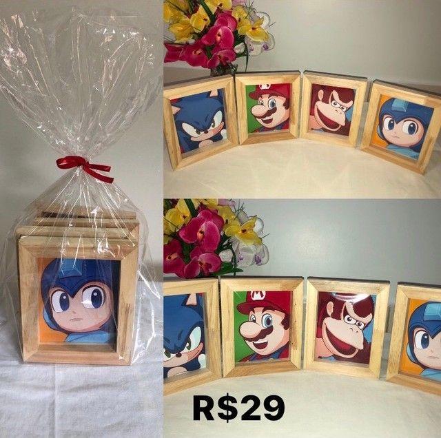 Kit presentes decoração  - Foto 4