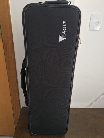 Violino Eagle VE244 4/4 Envelhecido - Foto 6