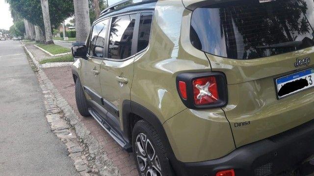 Jeep Renegade Longitude Edição Limitada Teto Solar