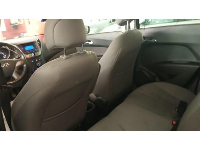 Hyundai Hb20s 2015 1.6 premium 16v flex 4p automático - Foto 10