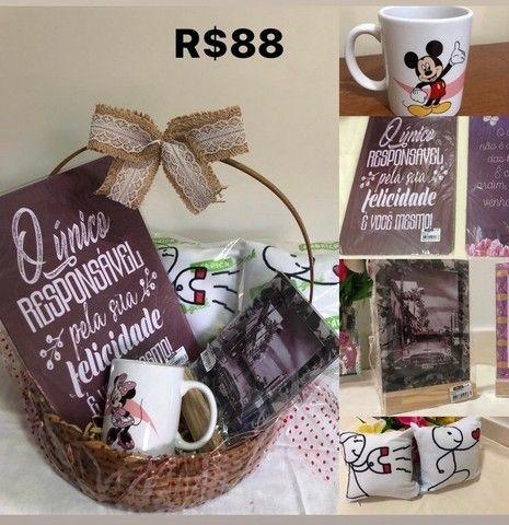 Kit presentes decoração  - Foto 3