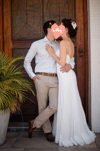 Vestido de noiva - Ateliê Júlia Pak - Foto 2