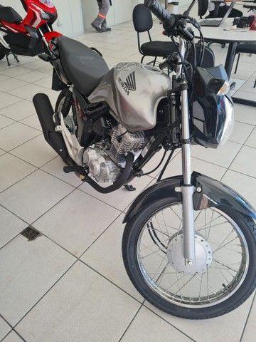 Moto Honda Start 160 Entrada: 1.335 Financiada!!! - Foto 8