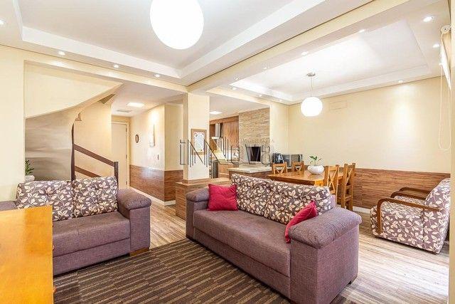 Casa de condomínio à venda com 3 dormitórios em Estância velha, Canoas cod:5496