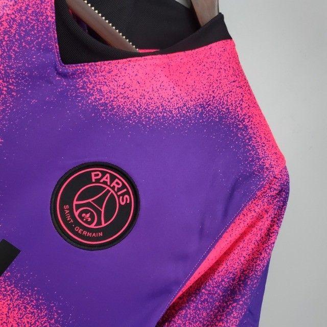 camisa PSG - Lançamento 21/22 - Foto 2