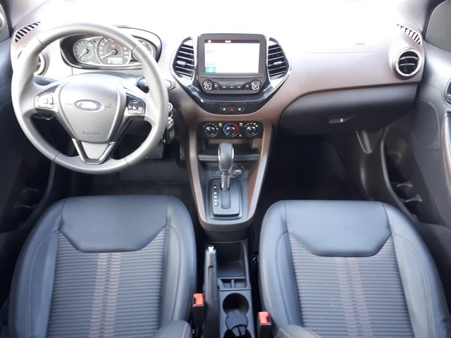 Ford Ka 1.5 Freestyle automático,  impecável  - Foto 12