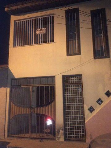 Casa primeiro andar - centro
