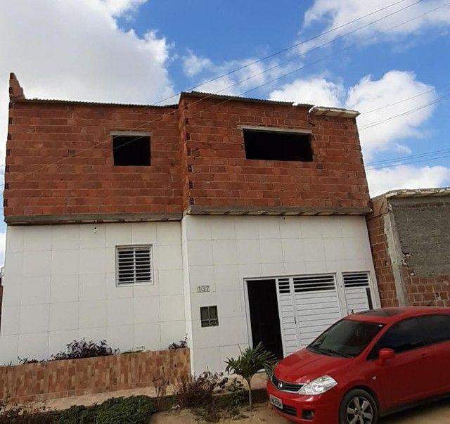 Vende-se 3 casas casa térreo tuda pronta as duas casas de encima estão em acabamento