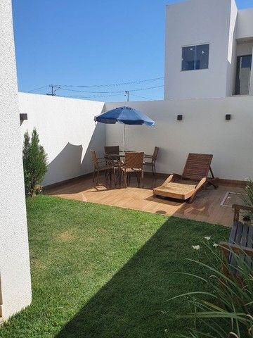 Casas com 3 qts sendo um suíte em condomínio fechado!!! - Foto 6