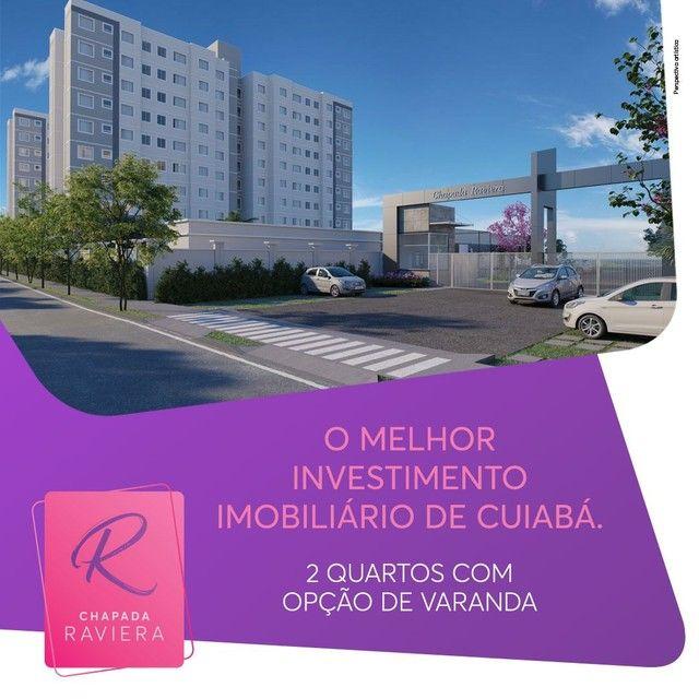 Mrv Chapada Raviera Apartamento 2 quartos Coxipó